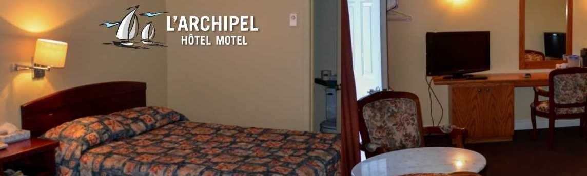Hotel Motel de l'Archipel